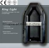 Шлюпка рыболовецкого судна PVC верхнего качества (kinglight 1.6-2.9m)