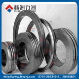 Hartmetall-Rollenringe für gewellte Stahlhochgeschwindigkeitsstäbe