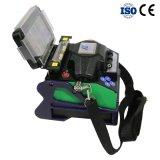Splicer de fibra óptica certificado CE/ISO livre da fusão da entrega do melhor serviço