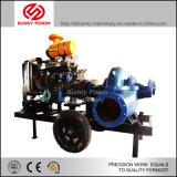 85kw van de Diesel van Isuzu de ZelfInstructie Pomp van het Water voor Horizontale Pomp