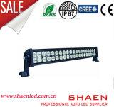 Lumière imperméable à l'eau de barre du CREE 120W DEL de double rangée