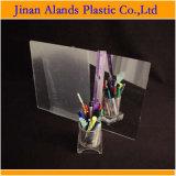 Placa de acrílico 4X6 4X8 del espejo de la hoja plástica del espejo
