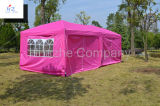 Gazeboの上の10ft x 20ft (3m x 6m)のStright Leg Folding Tent Outdoor Gazebo庭Canopy現れTent Easy