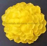結婚式及びDIYのクラフトのための高品質の絹ファブリックバラの花びら