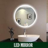De la cocina del espejo espejo ligero del espejo LED de la huella digital no para el cuarto de baño