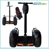 Un auto delle 2 rotelle che equilibra il carrello di golf elettrico con la batteria di litio di due 72V Samsung più di 65km