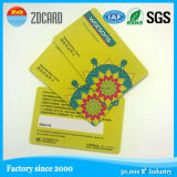 13.56MHz biglietto da visita senza contatto astuto della scheda NFC della plastica RFID