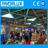 Il fornitore chiaro di Shenzhen LED personalizza il comitato moderno del triangolo LED