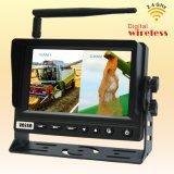 Transmissor sem fio da câmera impermeável do carro para o sistema sem fio