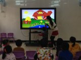 65 Inch Touch All in Ein für Nursery School