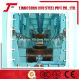 Machine galvanisée soudée de pipe