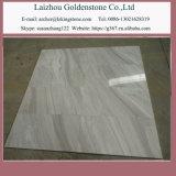 品質保証のVolakasの白い大理石の普及した床タイル