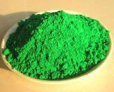 Неорганический зеленый цвет 99% окиси крома пигмента