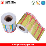 ISO 40mmx30mm Adhesive Label Roll
