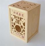Neue Art-hölzerner Tee-Kasten, moderner hölzerner Kasten für Tee