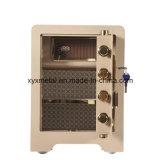Cassaforte elettronica di piccola dimensione della serratura di Digitahi nascosta nella parete per obbligazione domestica