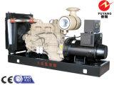 Générateur diesel polycylindrique triphasé à C.A. 250kw 313kVA (PFC375)