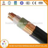 Медный силовой кабель проводника изолированный XLPE