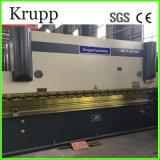 Freio hidráulico da imprensa do CNC/máquina de dobra hidráulica do CNC