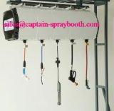 Вьюрок воздуха/воды/шланга электричества для гаража или сада
