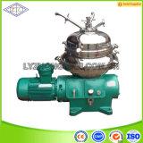 Macchina centrifuga del separatore di scarico Dhc400 dell'olio vegetale del disco automatico di separazione