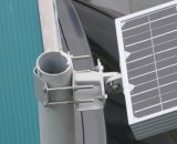 12W LED Solar Street Light für Pedestrian Pathway, Bike Lanes