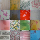 Chine Motif de Fleurs Coated Sheet PPGI en Bobines, Fleur PPGI