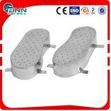 Strumentazione della STAZIONE TERMALE di massaggio del piede dell'acciaio inossidabile utilizzata per la STAZIONE TERMALE