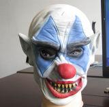 Máscara de Clawn de la mascarada del látex de Víspera de Todos los Santos
