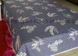Tela de materia textil impresa algodón barato del precio 2016 para la hoja de base