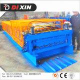 Dx doppelte Schicht-Stahldach walzen die Formung der Maschine kalt