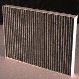Synthetische Media van de Filter van de Filtratie van 95% de Efficiency smelting-Geblazen