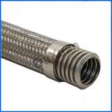 Conducto flexible de China del metal 2 del gas del borde
