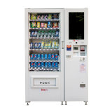Combo/Beverage/Snack De Automaat van verschillende media