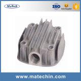 Pezzi fusi di alluminio su ordinazione della sabbia della fonderia della Cina da vendere