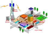 Servocommande cellulaire sans fil de signal du répéteur WCDMA 700MHz 850MHz 1900MHz 2100MHz 3G 4G de signal de qualité, servocommande de signal de téléphone portable pour la maison