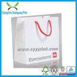 Kundenspezifischer niedrige Kosten-Papierbeutel-Hersteller Cmyk Papier-Reißverschluss-Verschluss-Beutel