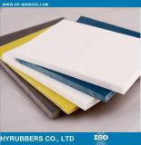 Feuille à haute densité de plastique de PVC