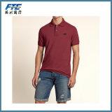 주문 폴로 t-셔츠 100%년 면 t-셔츠