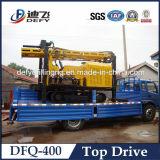 Travail de marteau de Dfq-400 DTH avec le foret de noyau de diamant de compresseur d'air