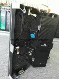 P3.91 P4.81 P5.95 P6.25 Innenmiete LED-Bildschirm, Aluminium-LED Schrank des Druckguss-