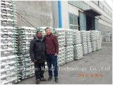 Calidad de la fábrica y precio del lingote de aluminio 99.7%