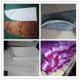 Automatischer Vorschub-Gewebe-Leder-Ausschnitt-Maschine für Kleid-Sofa