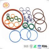 Anel-O diferente colorido As568 do silicone do tamanho