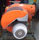 Queimador de combustível de Daul para a caldeira