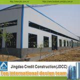 El mejor edificio de la fábrica de la estructura de acero del precio
