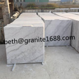 Мрамор Китая Guangxi белый естественный каменный