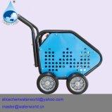 Machine pilotée électrique de laveur à jet d'eau froide