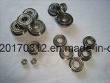 Rodamientos de R3zz rodamientos de bolas miniatura R-3zz de 3/16 x 1/2 x 0.196 pulgadas