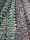 Recinzione provvisoria rivestita del PVC o galvanizzata di collegamento Chain